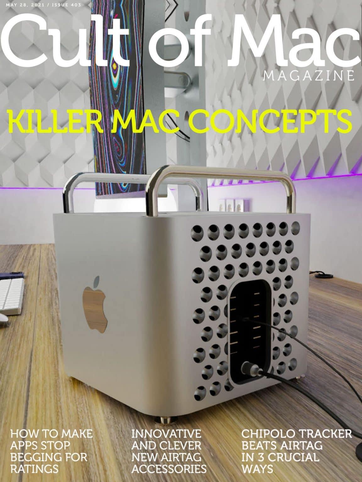 Killer Mac concepts: Ready to visual the future?