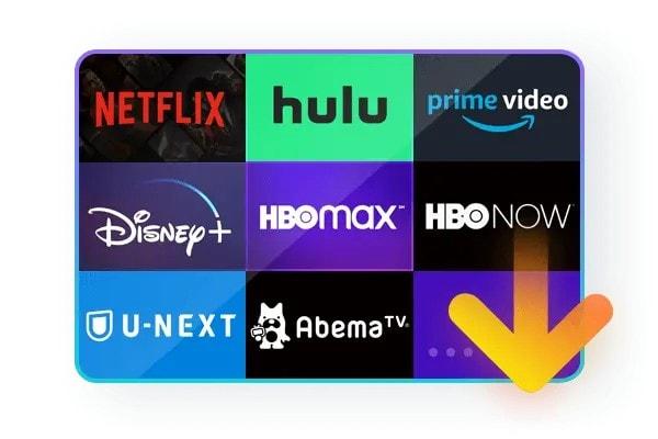 The best download alternative for Netflix -- DVDFab Netflix Downloader
