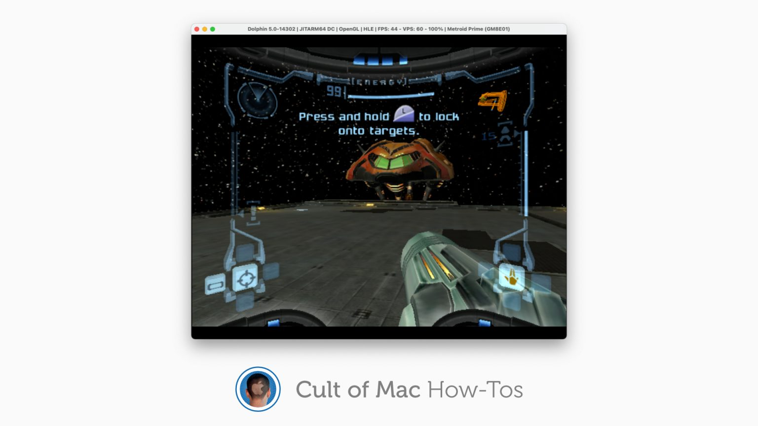 Play GameCube and Wii games on Mac