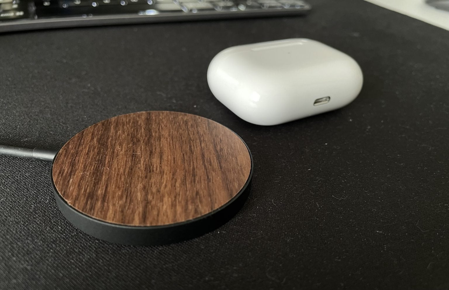 Limited77 Wood MagSafe Charger for iPhone