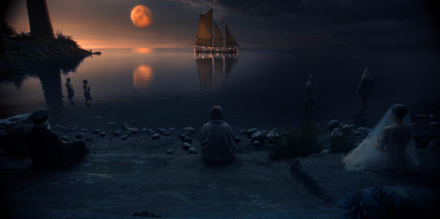 Boo'ya Moon, the dream world of Lisey's Story
