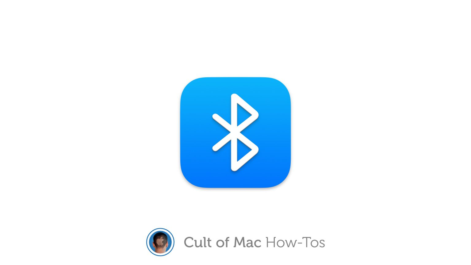 How to enable Bluetooth on your Mac without a mouse