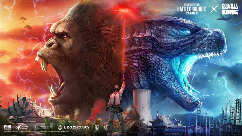 PUBG Mobile adds Godzilla and Kong: Now that's titanic!