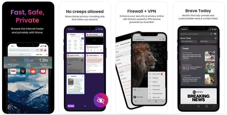 The privacy-centered Brave browser adds an interesting new feature.