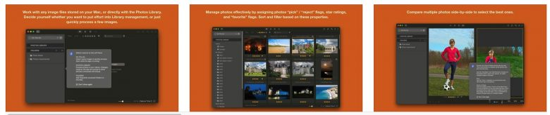 Photo Sense adds tools to make photographers' lives easier.
