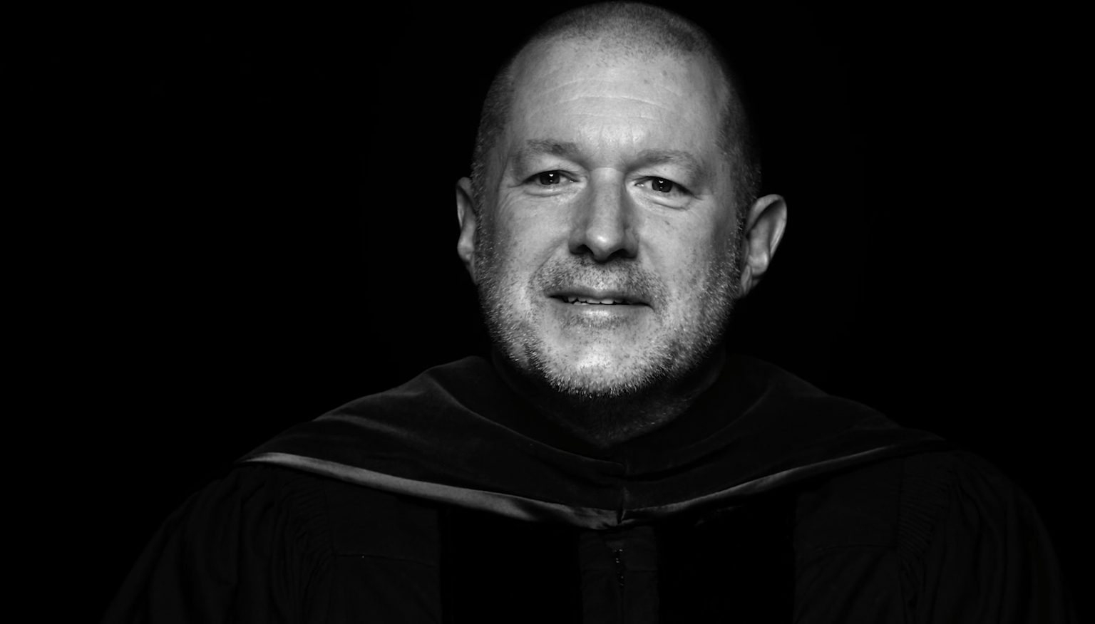 Former Apple design chief Jony Ive talks up big ideas in his virtual commencement speech.
