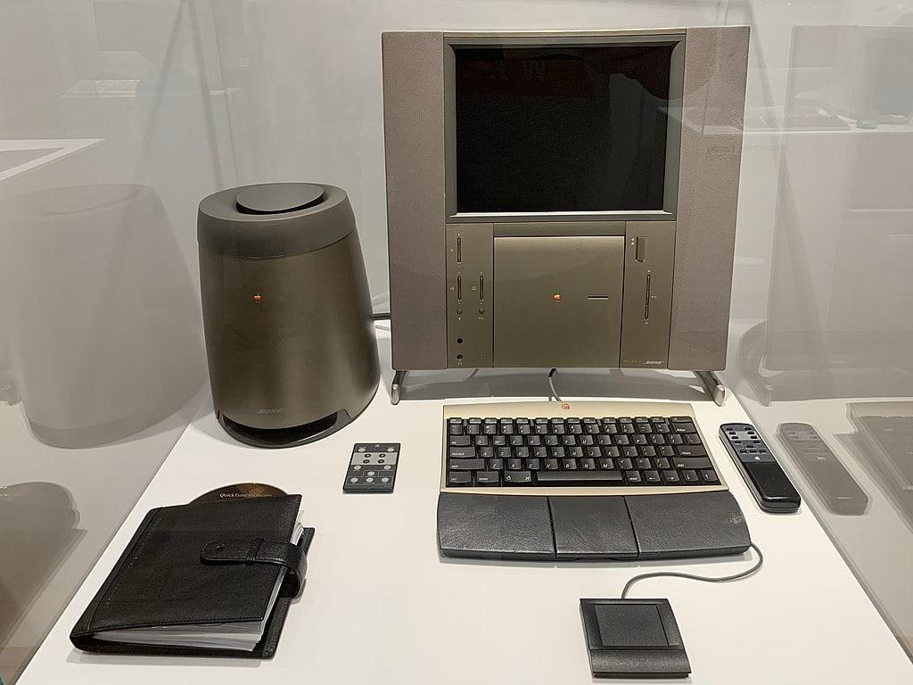 A rich person's Mac, circa mid-1997.