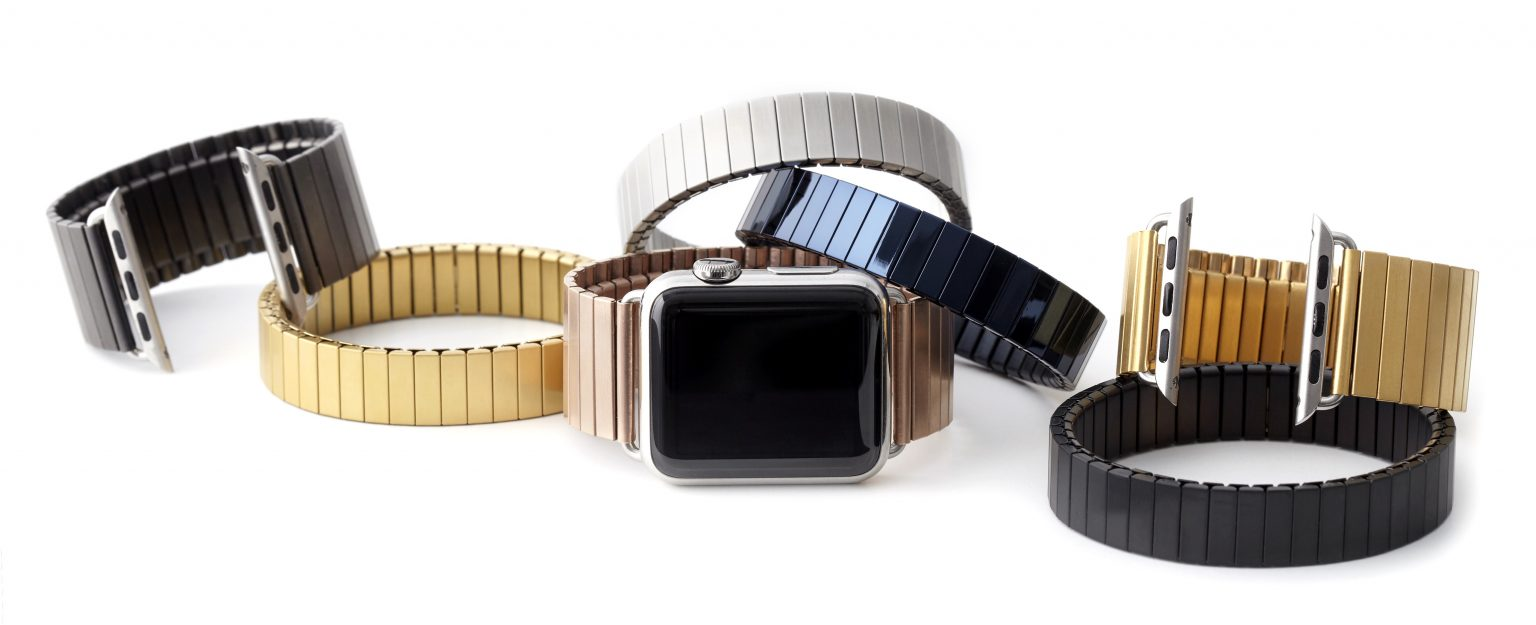 Rilee & Lo stretch-link Watchbands
