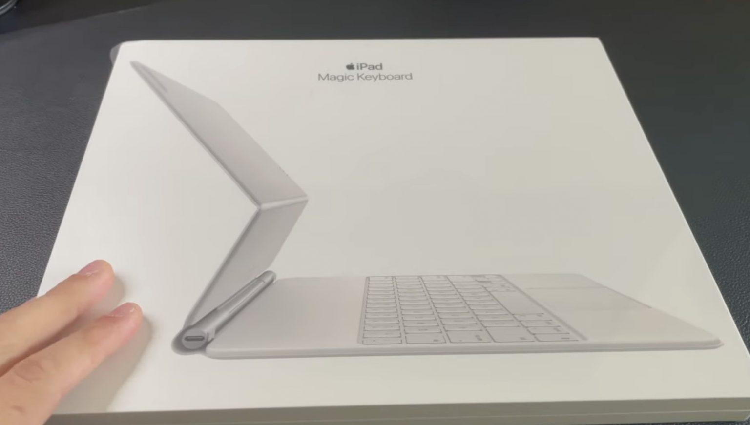 White Magic Keyboard