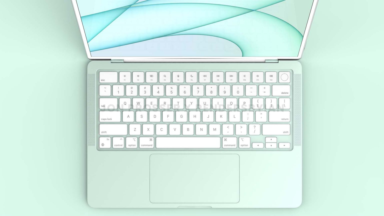 Apple reportedly plans to release new laptops in colors that match the iMac lineup.