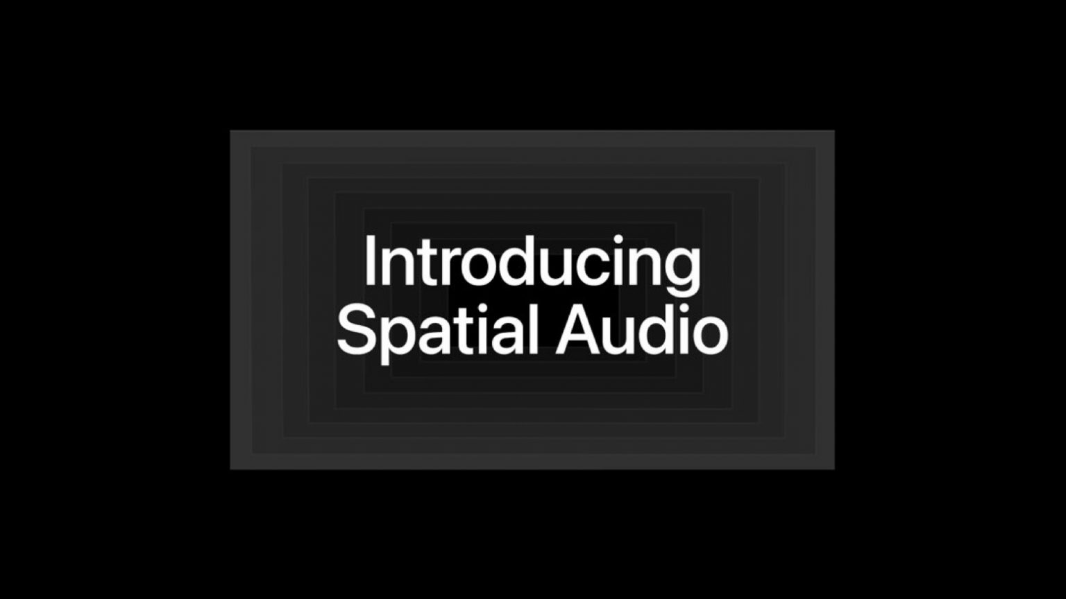 Apple Music Spatial Audio could debut on Monday