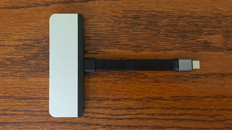 HyperDrive hub for iPad MacBook adapter