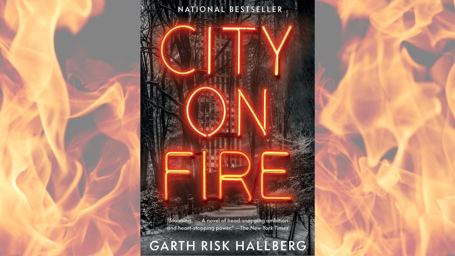 Apple TV+ lights a torch under 'City on Fire' crime drama series