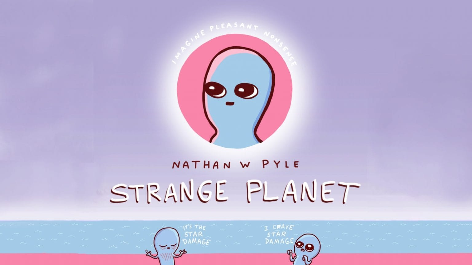 Apple TV+ prepares a visit to Nathan Pyle's whimsical 'Strange Planet'