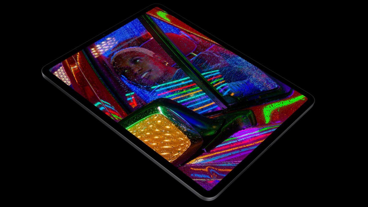 2021 iPad Pro has an amazing mini-LED display