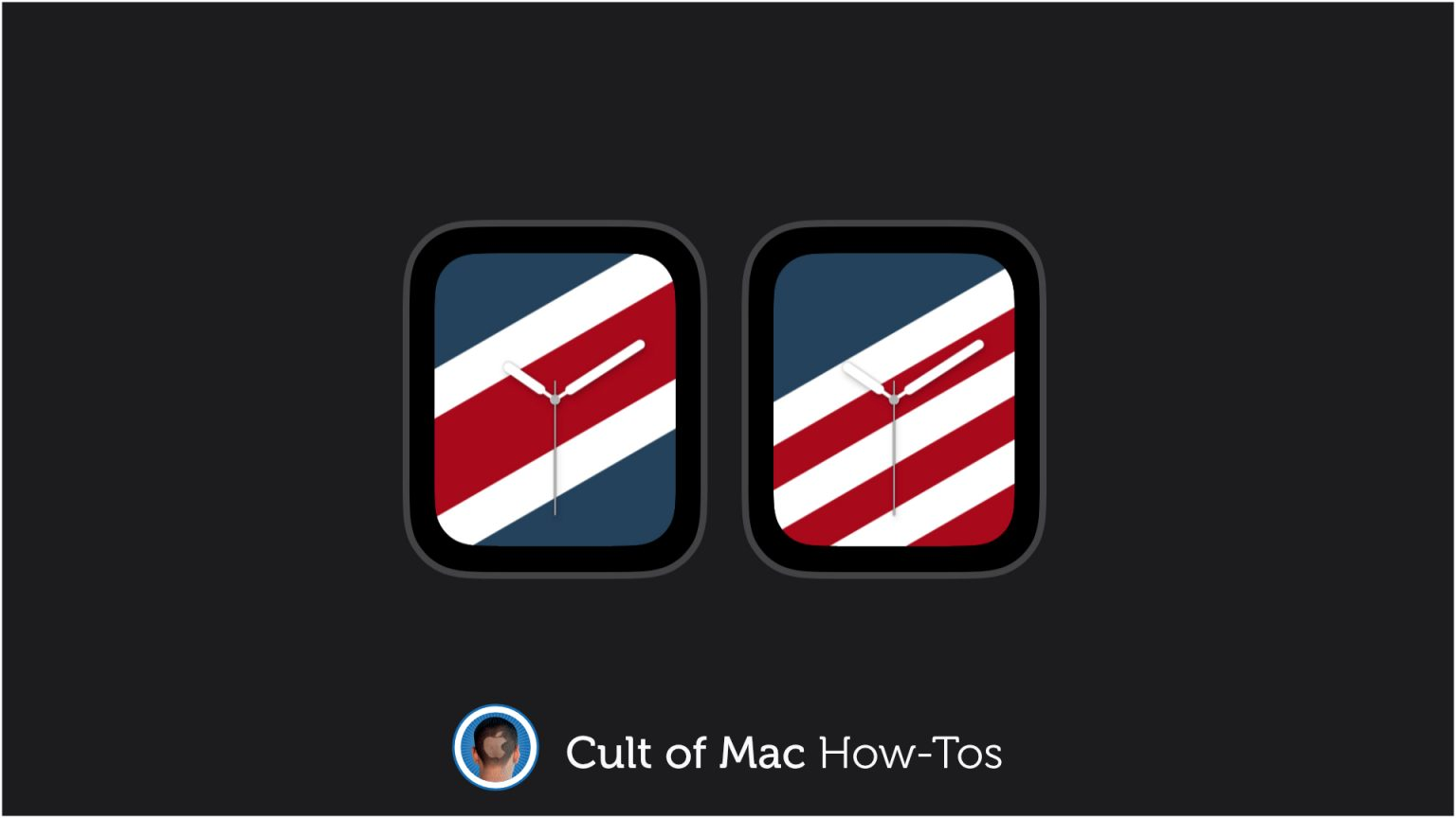 How to get international faces for Apple Watch