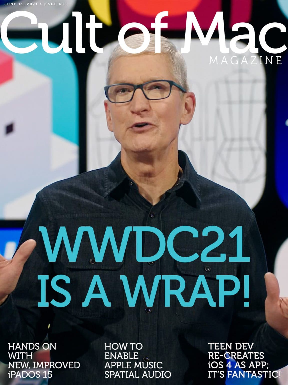 WWDC21: There was so much software, there was no room for hardware.