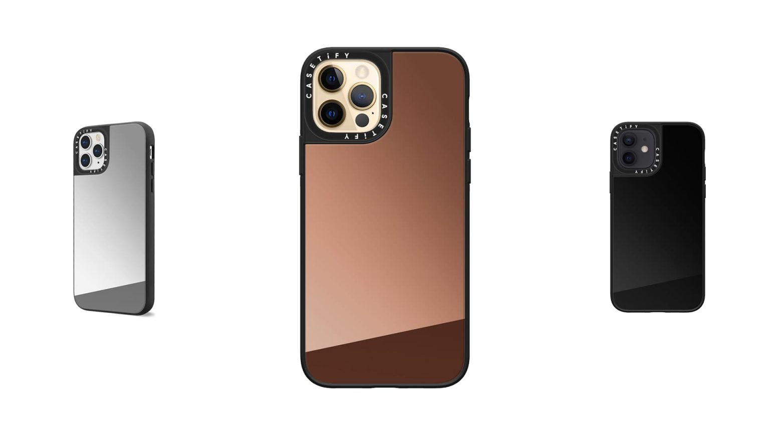 Casetify Mirror case for iPhone