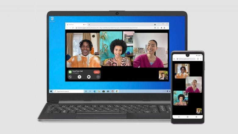 FaceTime for Windows and Android