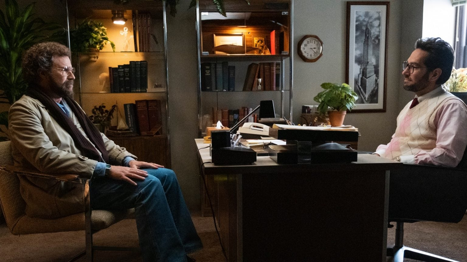 First trailer reveals the dark comedy of Will Ferrell, Paul Rudd in 'The Shrink Next Door'
