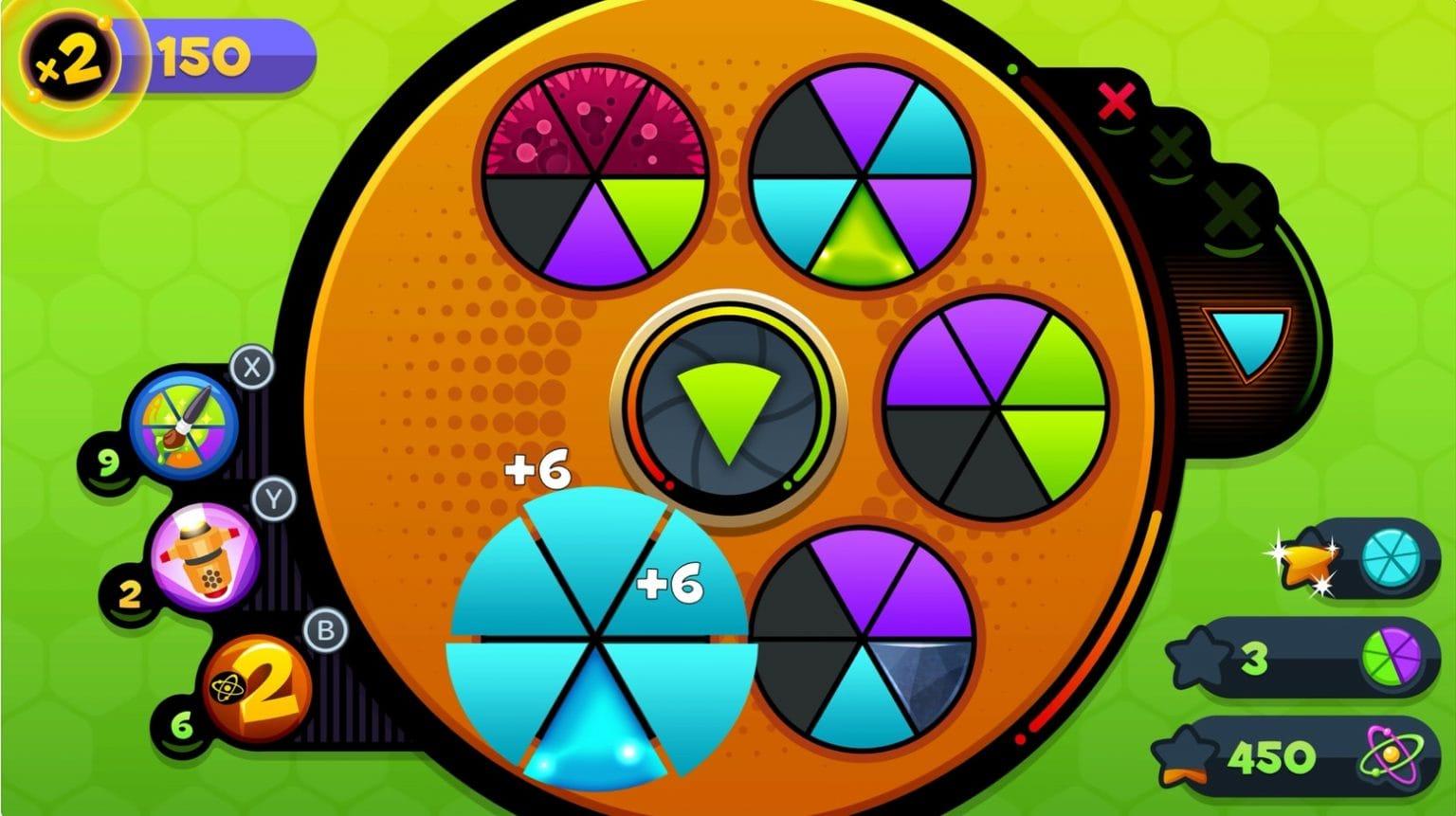 'Frenzic: Overtime' debuted Friday on Apple Arcade.