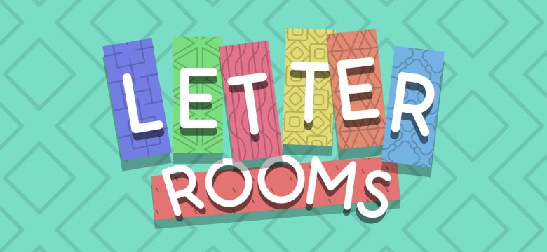 Letter Rooms: Just the right amount of brain teasing.