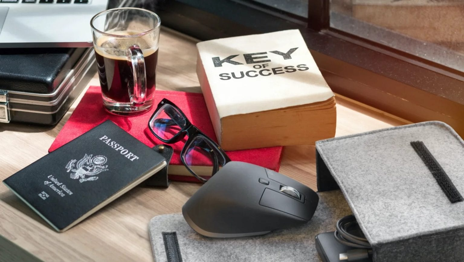 Your Logitech mouse is ready to hit the road with the new Logitech MX Travel Case.