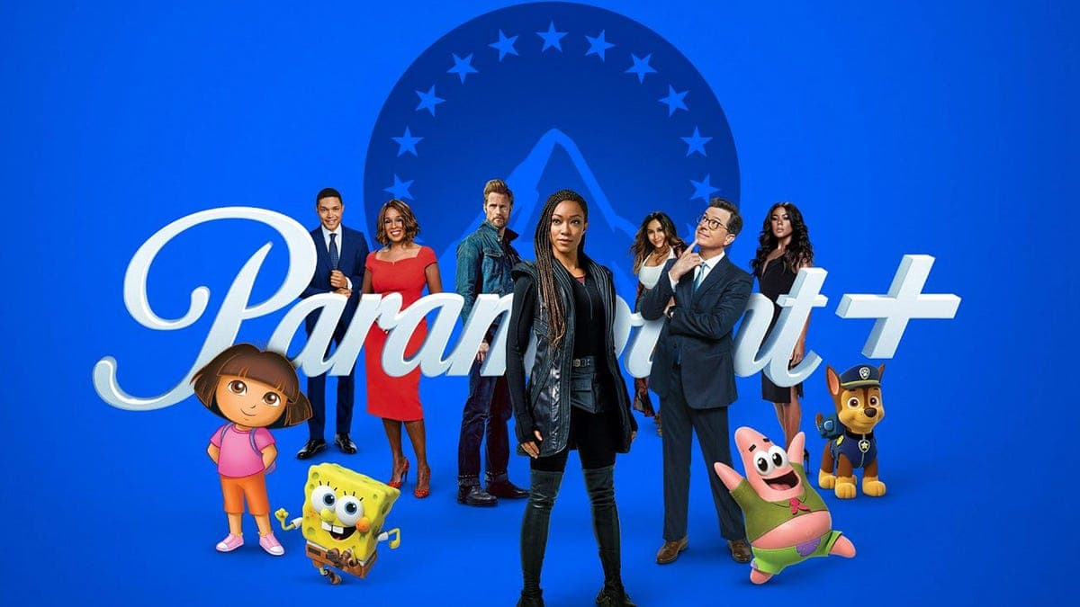 Get a month of Paramount+ free through Apple TV.