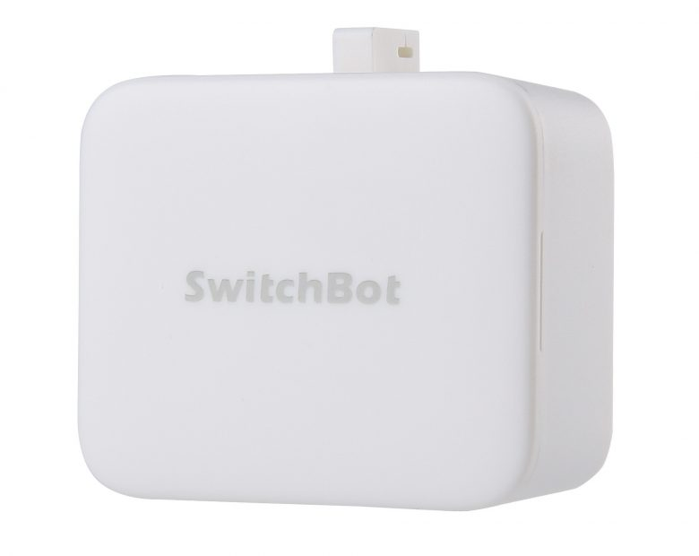 The SwitchBot Bot can add some smarts to your dumb appliances.