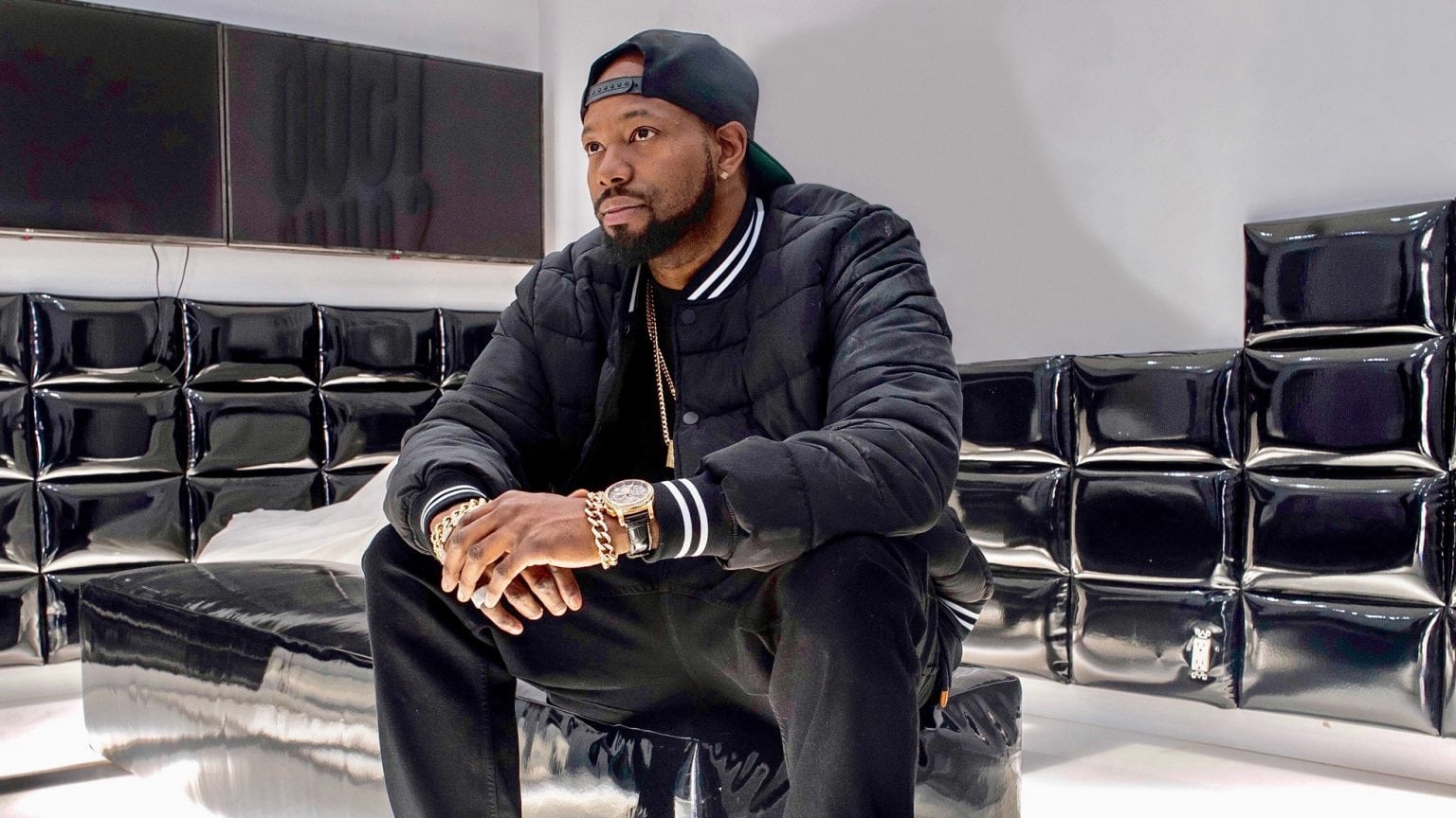"""In Los Angeles, young creatives will receive mentorship from Grammy Award-winning producer Larrance """"Rance"""" Dopson, documentary photographer and filmmaker Bethany Mollenkof, and Apple Music's Global Editorial Head of Hip-Hop and R&B Ebro Darden."""