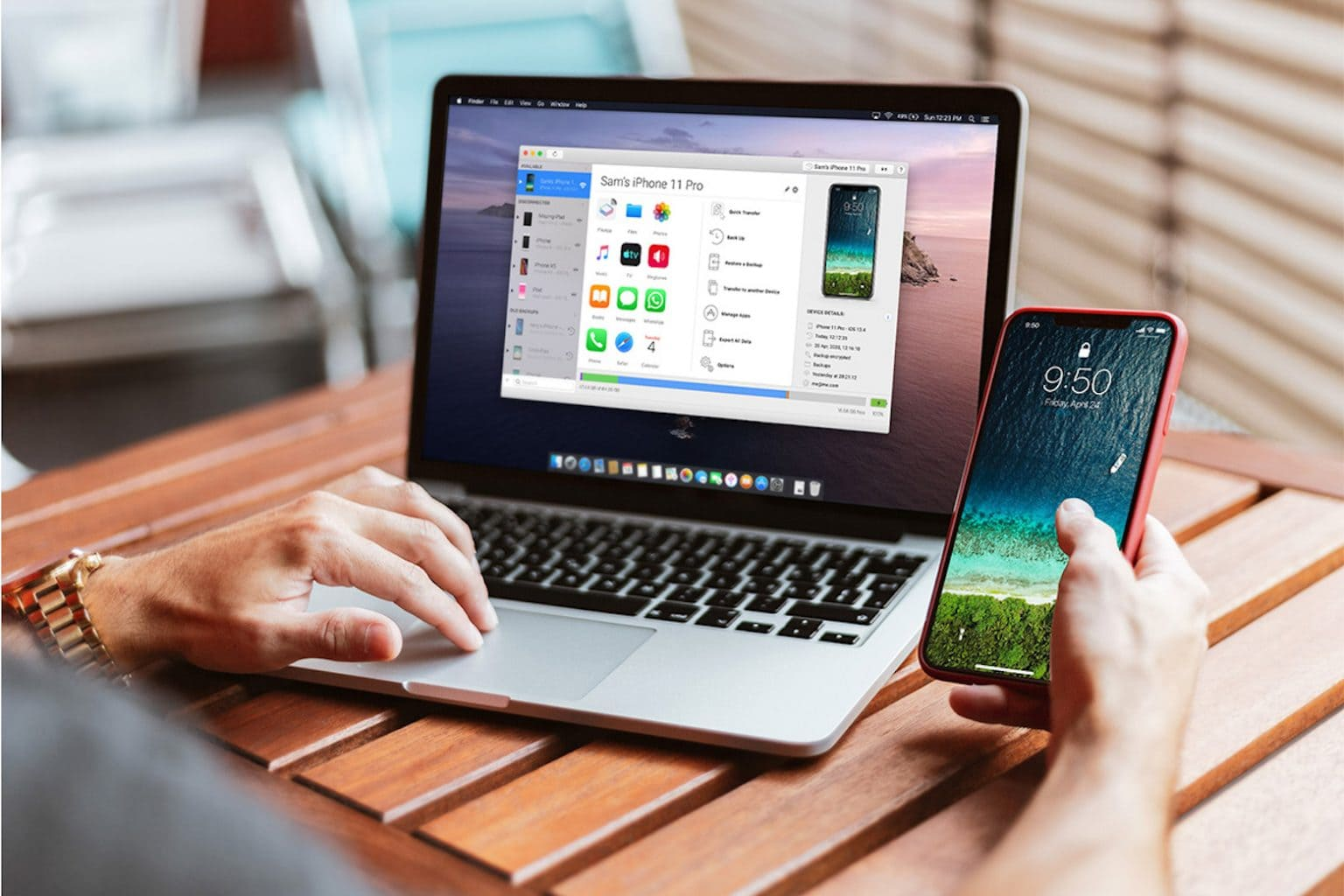 iMazing iOS device manager is a necessity for iPhone owners.