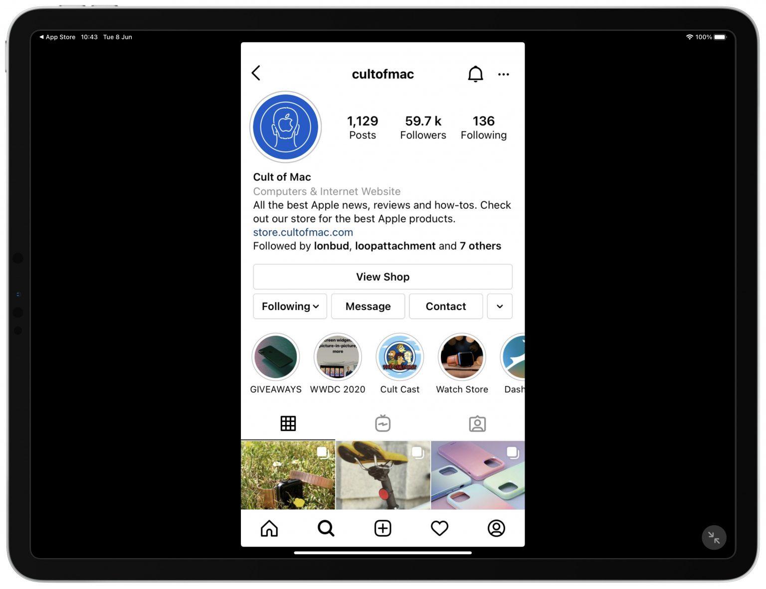iPhone apps in iPadOS 15