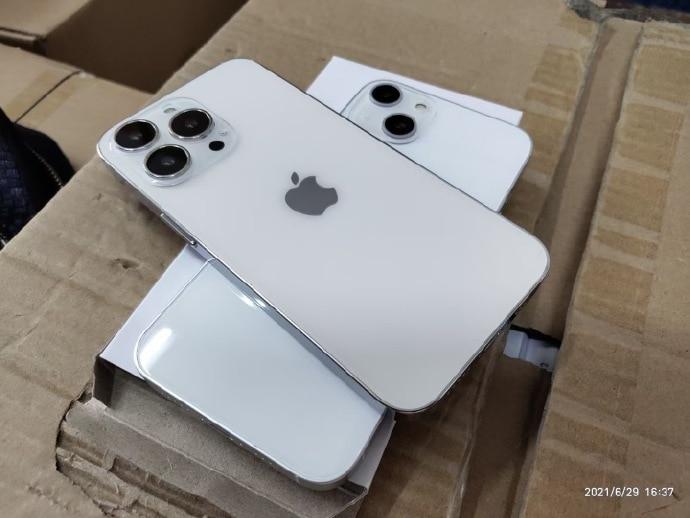 iPhone 13 dummy leak
