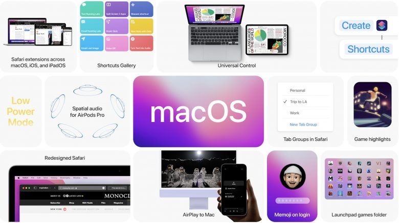 macOS Monterey is an exciting update, if not a transformative one