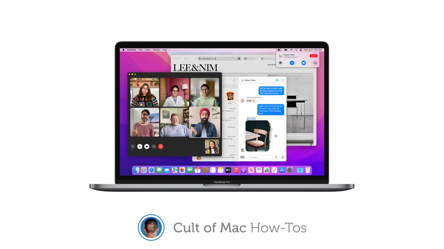 How to install the macOS Monterey beta