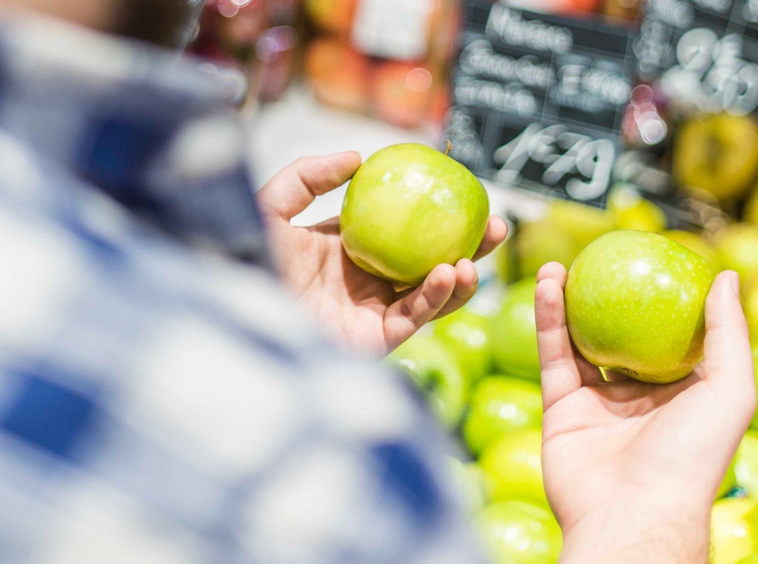 choice apples