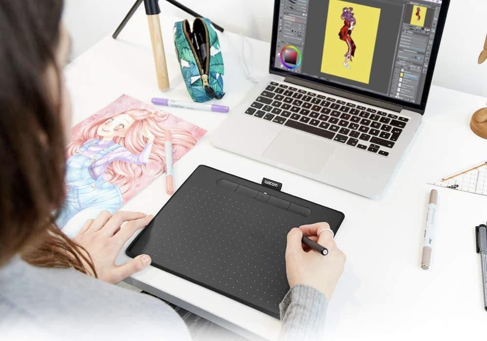 Wacom Intuos graphics tablet for Mac