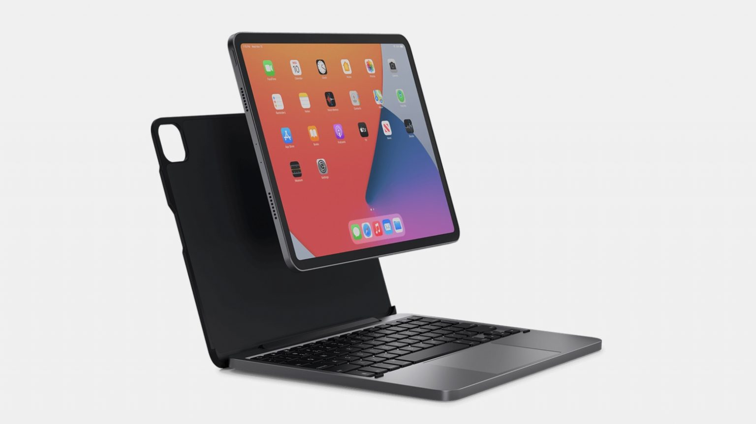Brydge 11 Max+ keyboard case is built for hardcore iPad Pro users