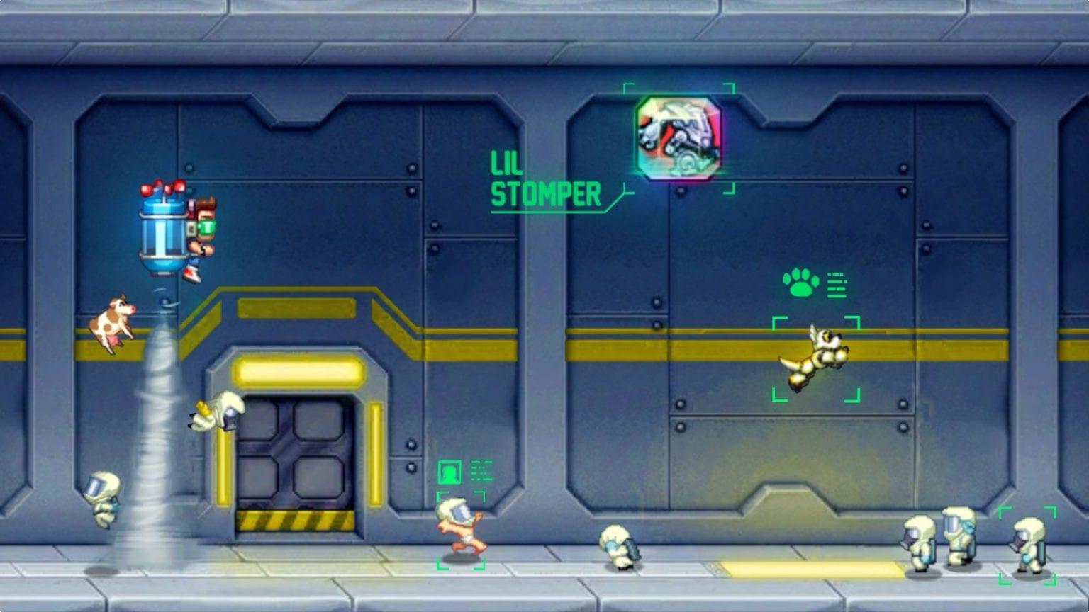 Jetpack Joyride+ debuted on Apple Arcade on Kuly 23