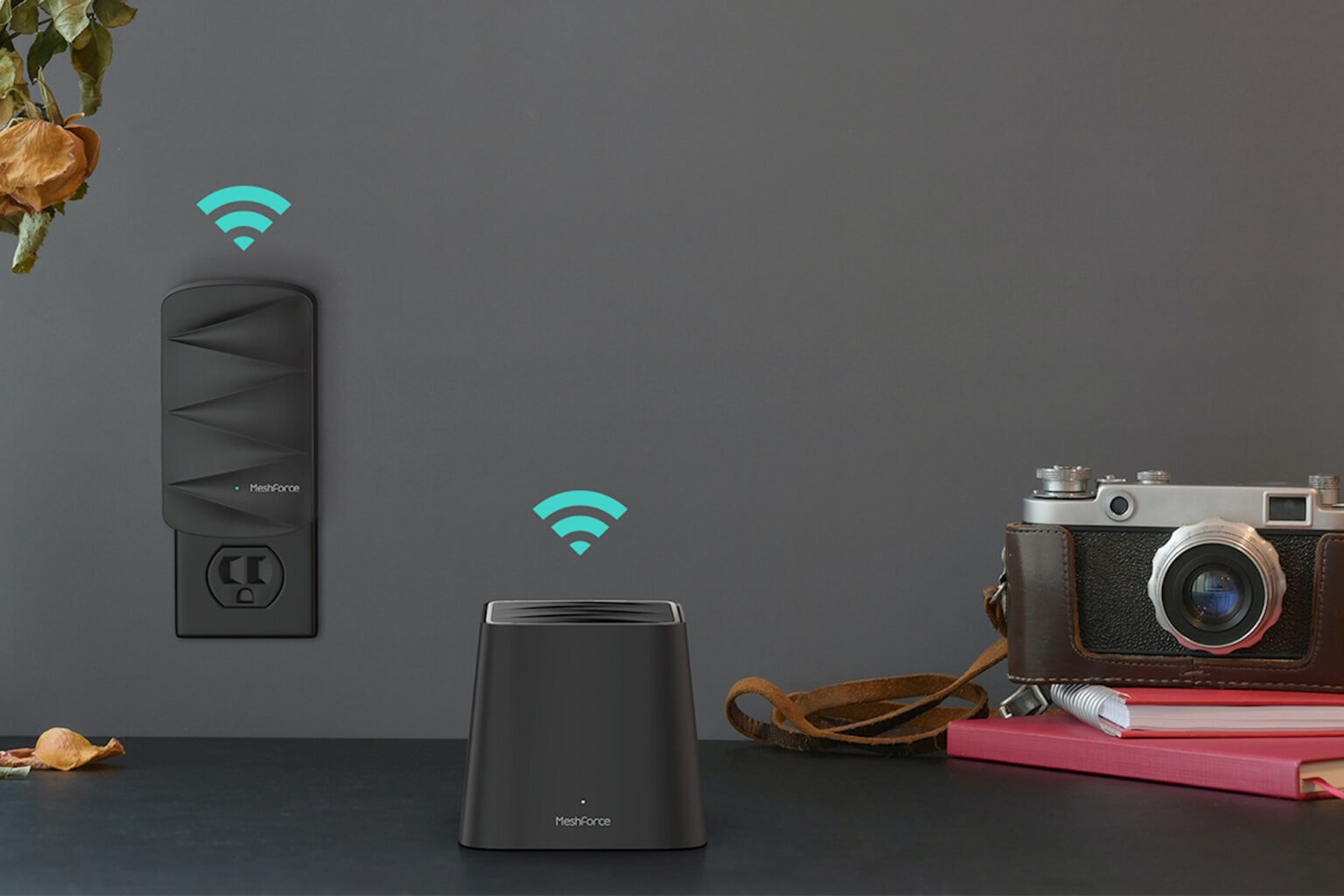 Get the best connection with these high-end routers.