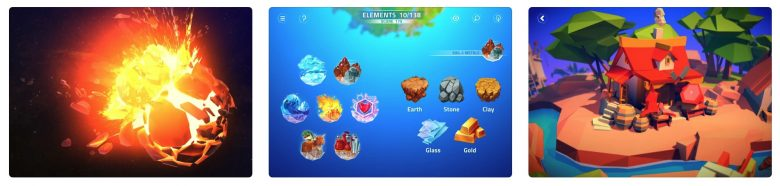 New Apple Arcade game Doodle God Universe lets you get ... creative.