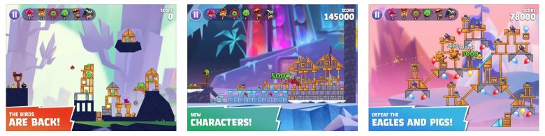 Angry Birds Reloaded on Apple Arcade: Those birds seem angrier than ever!