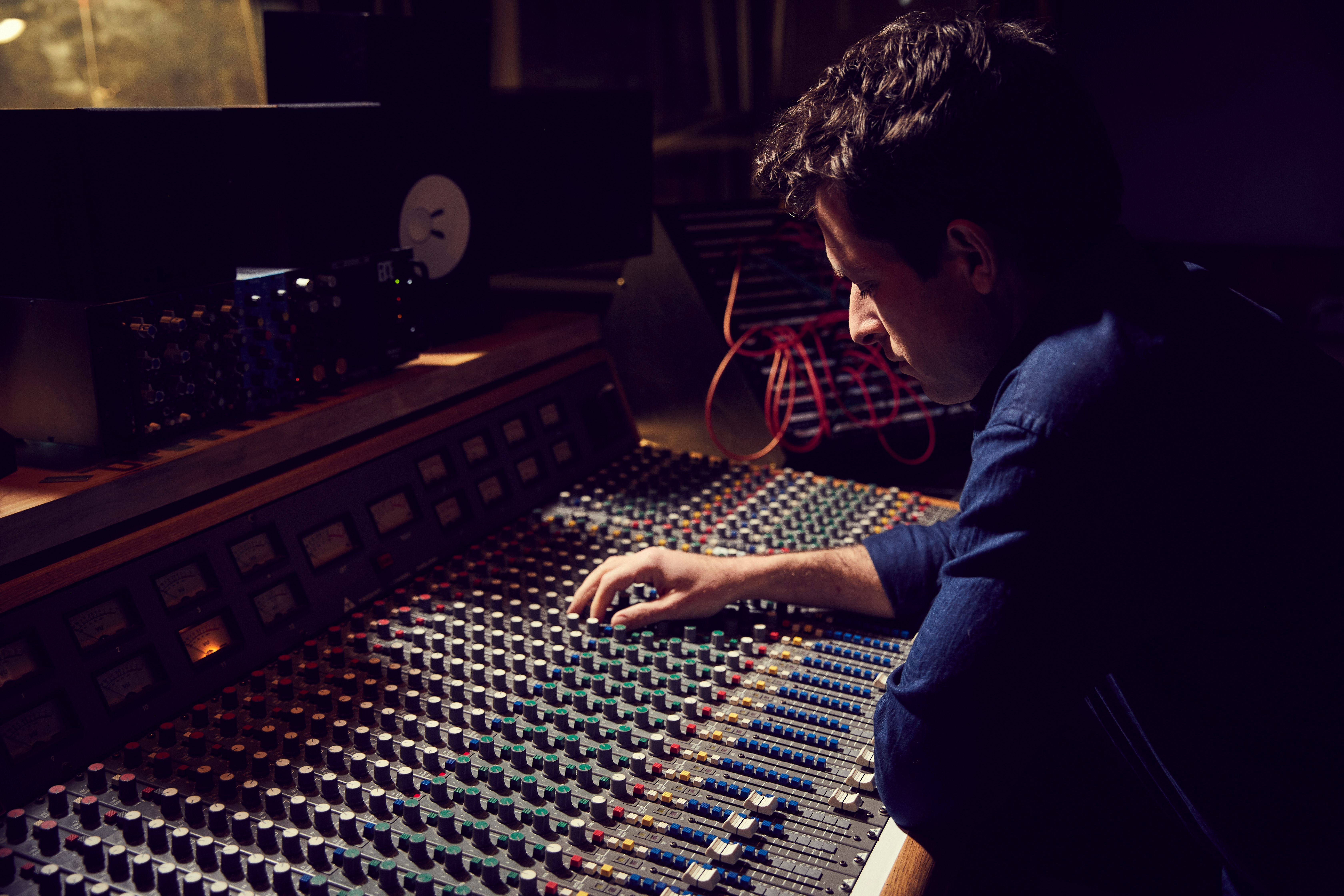 <em>Watch the Sound with Mark Ronson</em> finds the producer exploring every component of a recording.