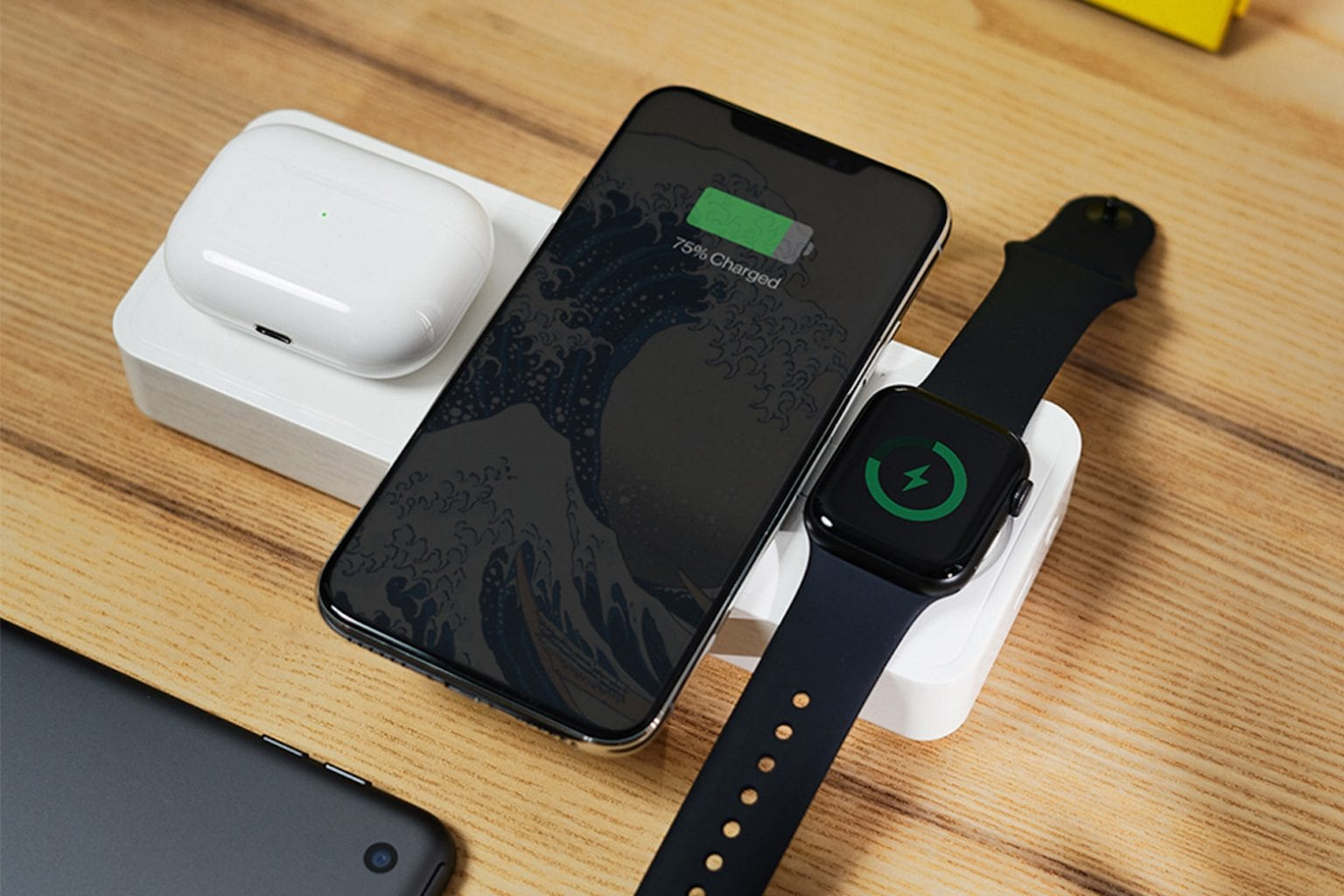 This multi-device wireless charger will electrify your summer