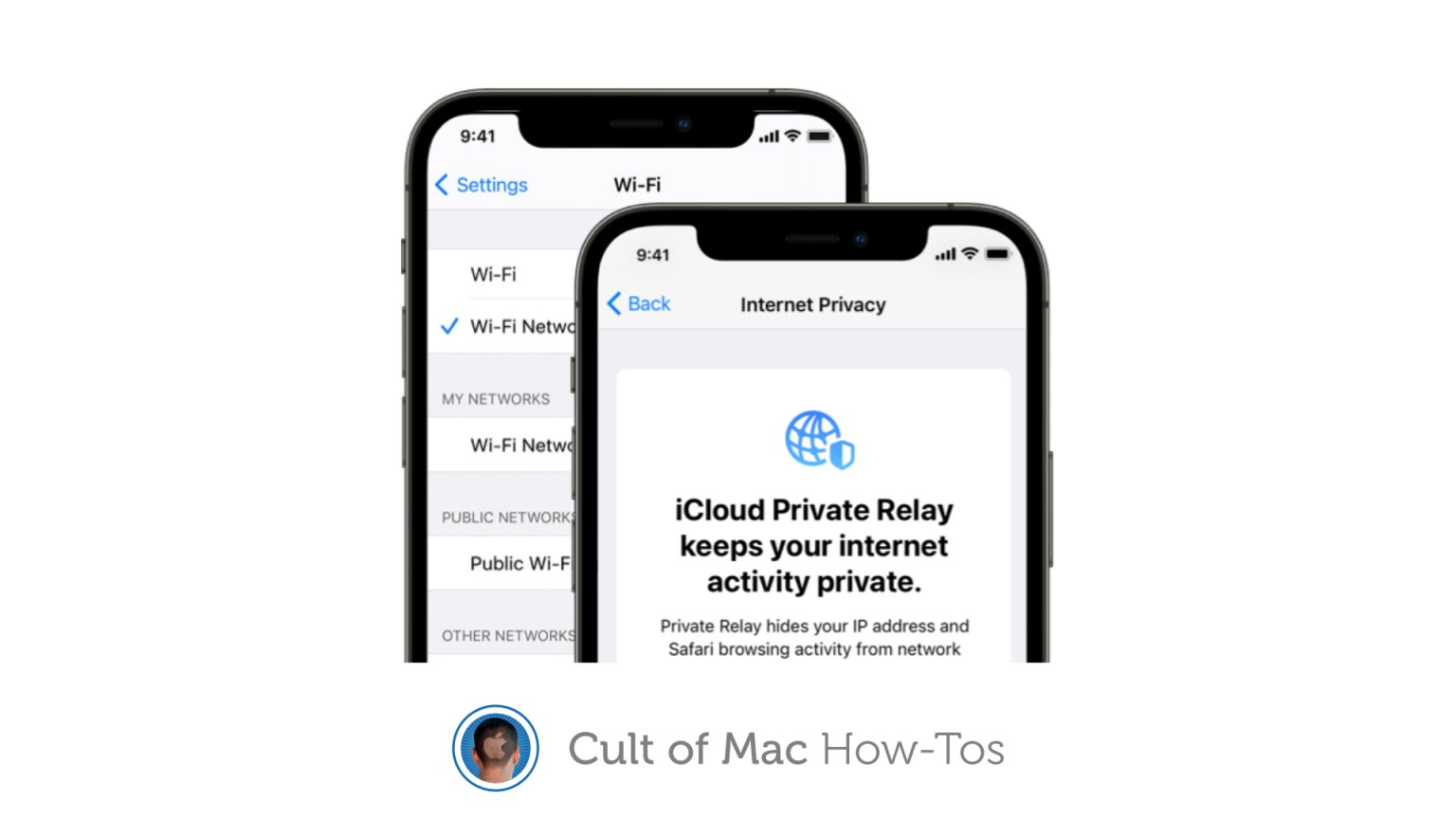 How to enable iCloud Private Relay