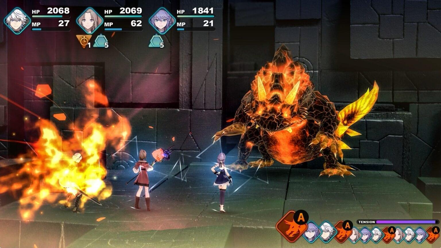 Sakaguchi's 'Fantasian' gets bigger and better in upcoming major update