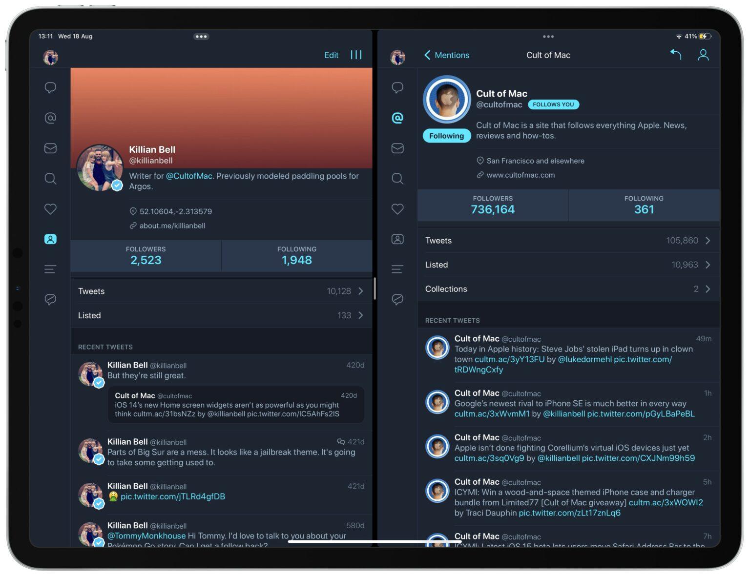 Tweetbot 6.2 update