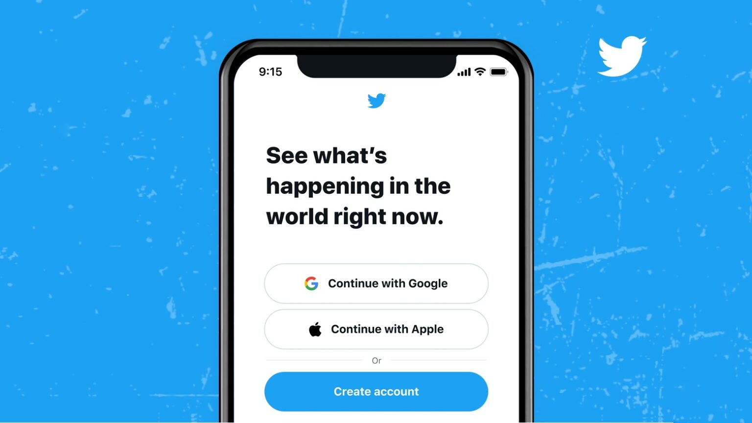 Twitter finally gets on board with 'Sign in with Apple'