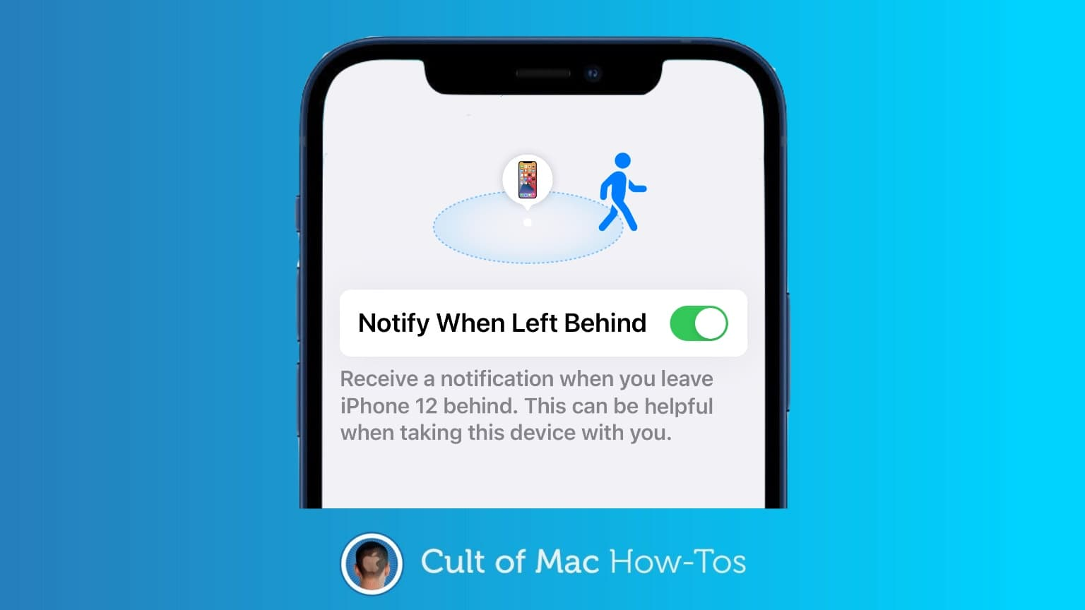 How to get a separation alert warning if you forget your iPhone, Mac, iPad, etc.