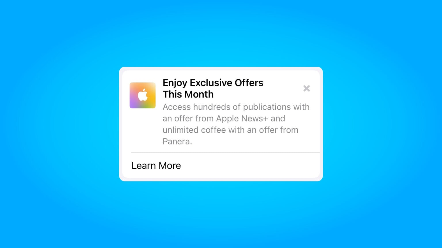 Apple Card gets exclusive offers